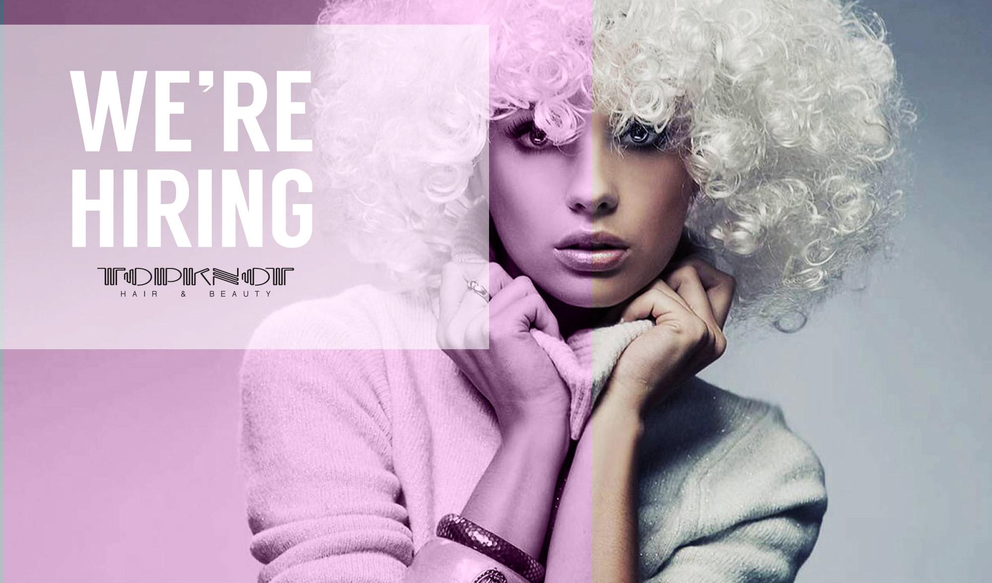 were-hiring-salon-nottingham